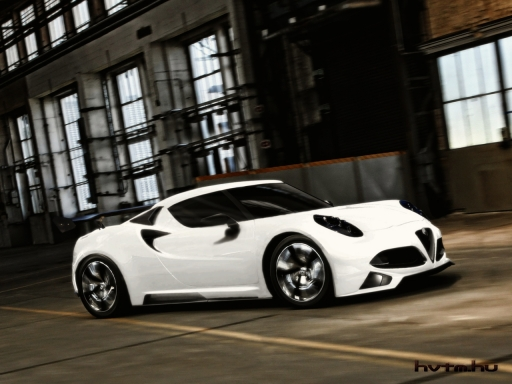 alfa romeo 4c 3 november 2013 warehouse hammer 39 s. Black Bedroom Furniture Sets. Home Design Ideas