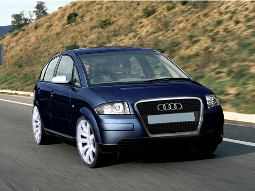 audi a2 2005 audi catalogue hammer 39 s virtual tuning. Black Bedroom Furniture Sets. Home Design Ideas