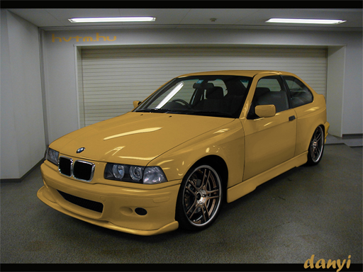 bmw e36 compact march 2007 warehouse hammer 39 s. Black Bedroom Furniture Sets. Home Design Ideas
