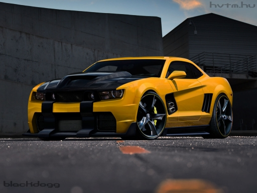 chevrolet camaro 14 april 2011 warehouse hammer 39 s virtual tuning magazine. Black Bedroom Furniture Sets. Home Design Ideas