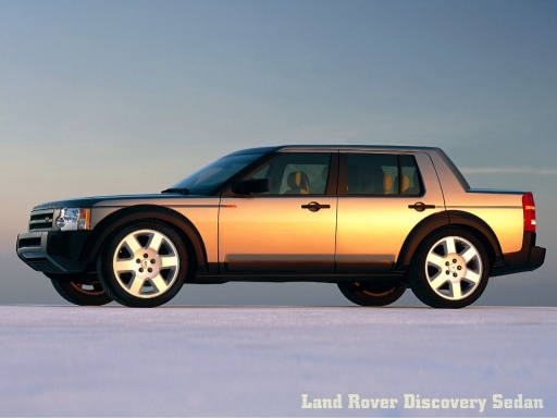range rover and discovery sedans nice. Black Bedroom Furniture Sets. Home Design Ideas