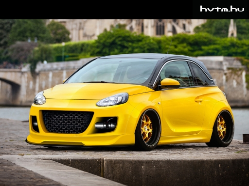 opel adam 2 opel catalogue hammer 39 s virtual tuning. Black Bedroom Furniture Sets. Home Design Ideas