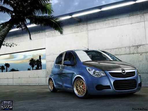 opel agila tuning opel catalogue hammer 39 s virtual. Black Bedroom Furniture Sets. Home Design Ideas