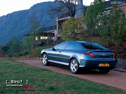 peugeot 407 coupe peugeot catalogue hammer 39 s virtual tuning magazine. Black Bedroom Furniture Sets. Home Design Ideas