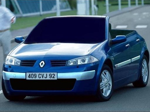 renault megane berline sportcc december 2003 warehouse hammer 39 s virtual tuning magazine. Black Bedroom Furniture Sets. Home Design Ideas
