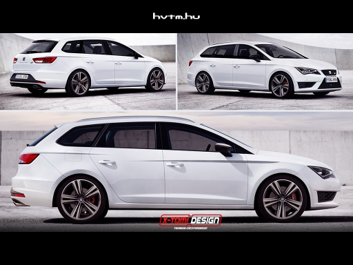 seat leon st cupra 2014 february 2014 warehouse. Black Bedroom Furniture Sets. Home Design Ideas