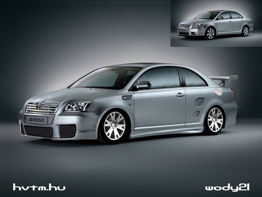 toyota avensis w21 coupe toyota catalogue hammer 39 s. Black Bedroom Furniture Sets. Home Design Ideas