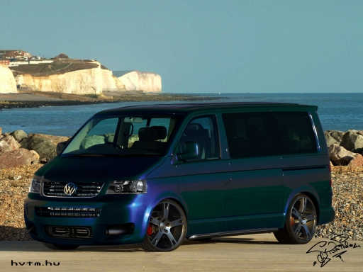 Volkswagen Multivan T5 Magic Qsypapa Tuner Hammer S