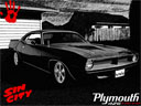 Plymouth Barracuda 426 HEMI Sin City